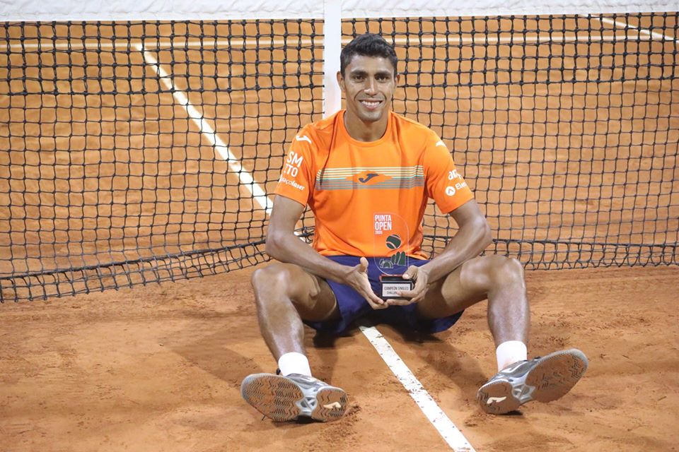 Monteiro Cecchinato Punta Open 2020