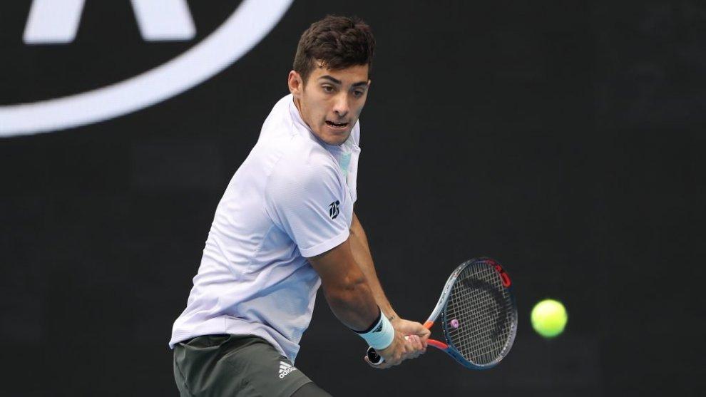 Garín Delbonis ATP Río de Janeiro 2020