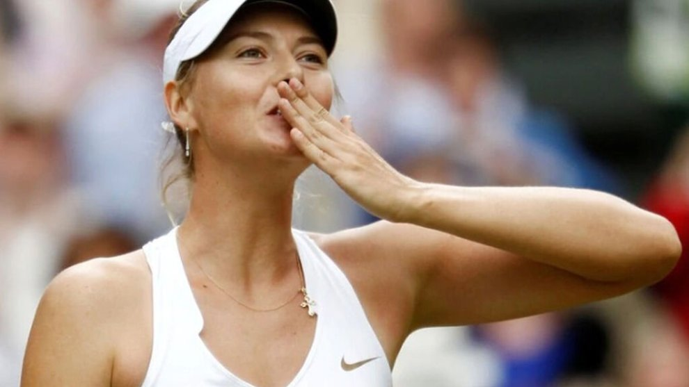 Sharapova carrera
