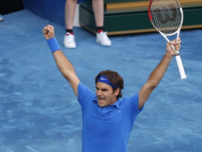 Roger Federer campeón Madrid