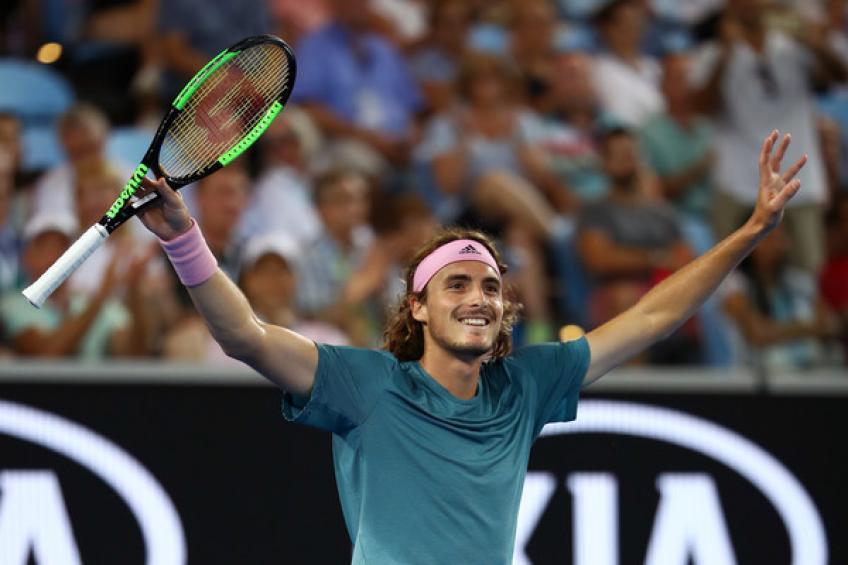 Relevo Big Four Grand Slams