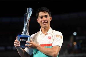 tenistas japoneses con más títulos ATP
