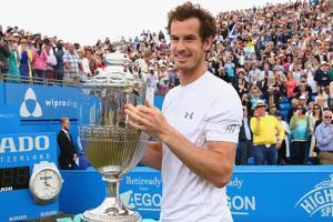 tenistas con más títulos en el ATP Queens