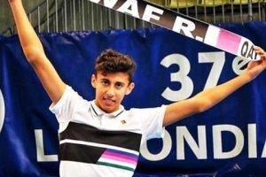 Rashed Nawaf estrella tenis