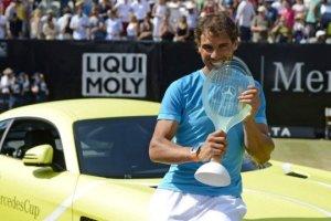 tenistas con más títulos ATP Stuttgart