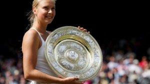 Sharapova títulos Wimbledon