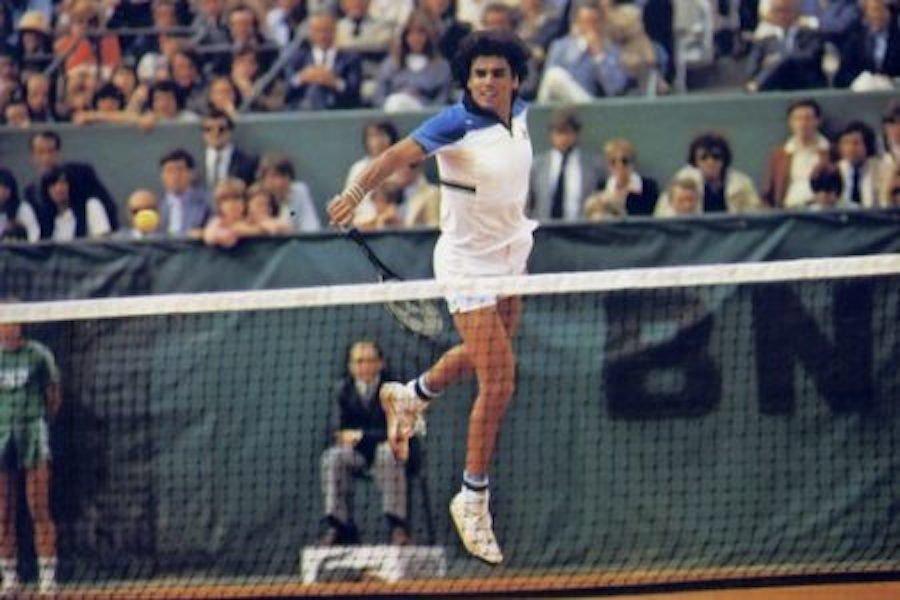 Victor Pecci raqueta
