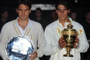 Nadal Federer Wimbledon 2008