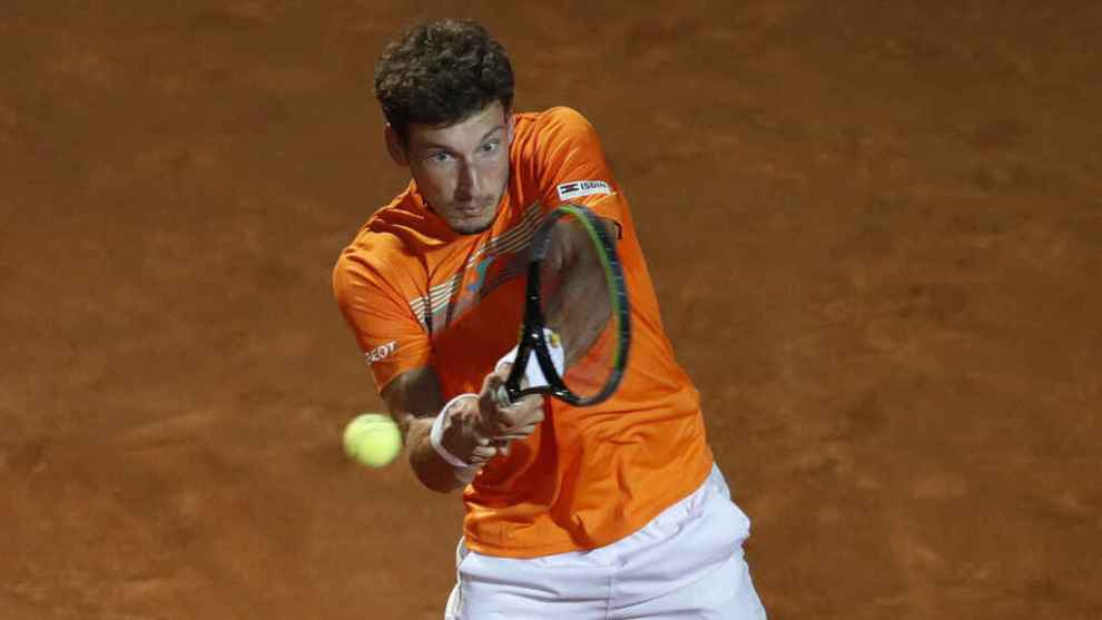Carreño debut Roland Garros