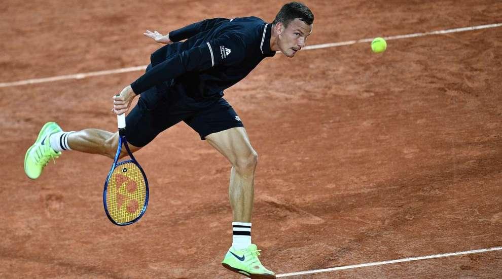 Fucsovics Medvedev Roland Garros