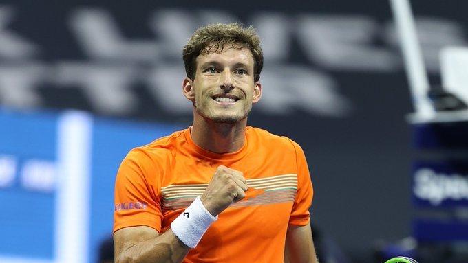 Carreño Shapovalov US Open