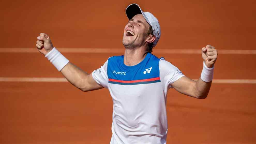 Ruud Garín Roland Garros