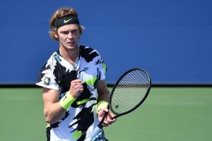 Rublev Berrettini US Open