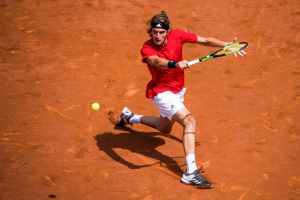 Tsitsipas Evans ATP Hamburgo