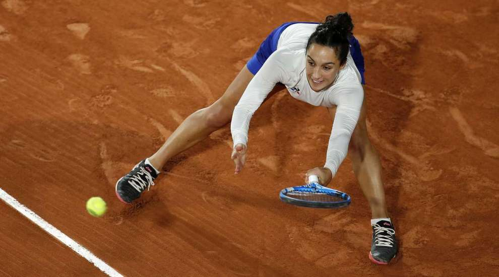 Trevisan Gauff Roland Garros