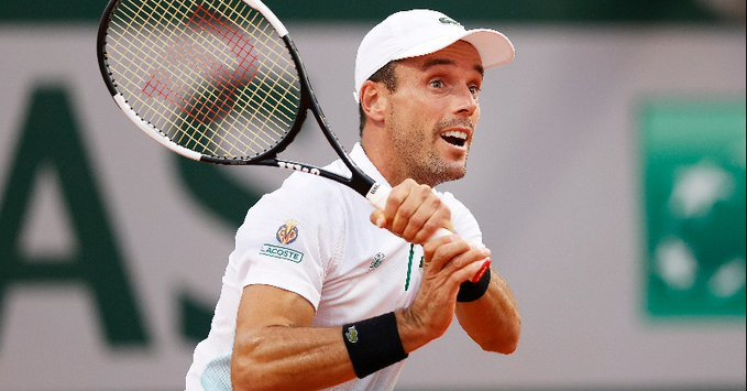 Bautista Balazs Roland Garros