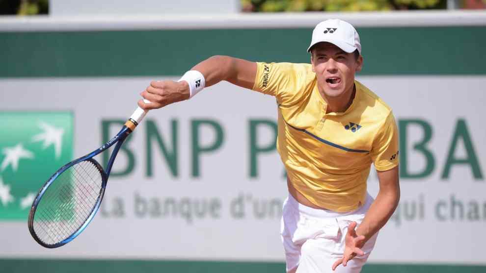 Berrettini Altmaier Roland Garros