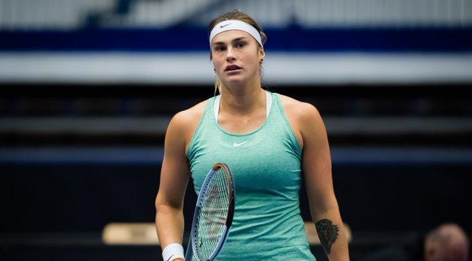 Sabalenka Azarenka WTA Ostrava