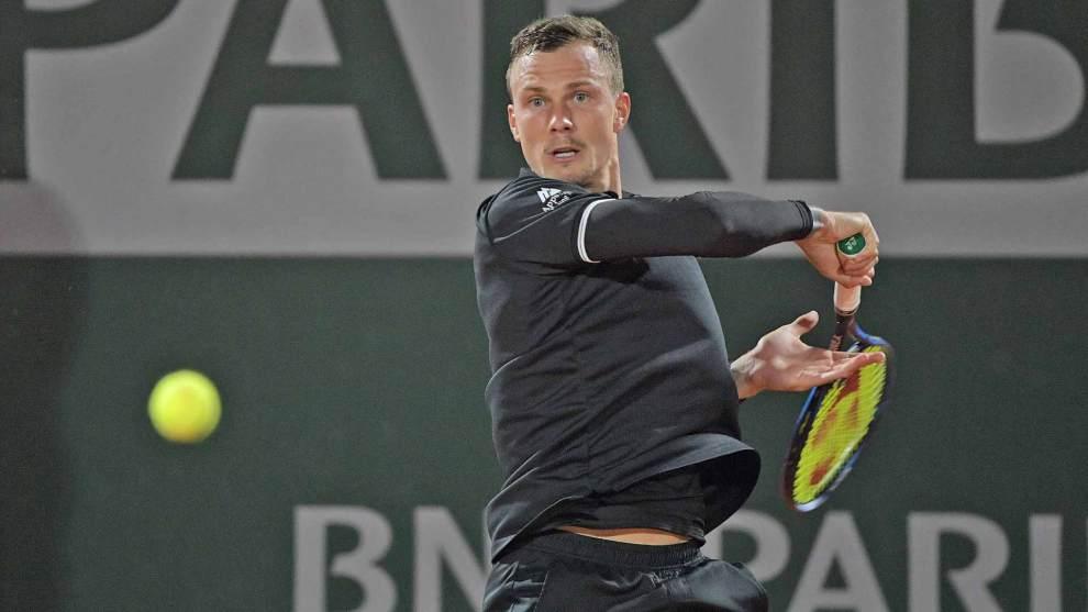 Ramos Fucsovics Roland Garros