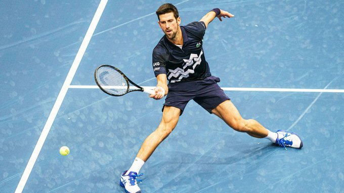 Djokovic Coric ATP Viena