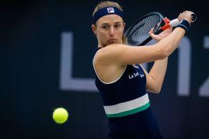 Podoroska Begu WTA Linz
