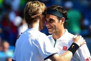 Federer predicción Rublev