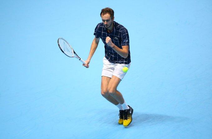Nadal Medvedev semifinales nitto
