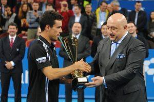 Bautista campeón ATP Sofia 2016