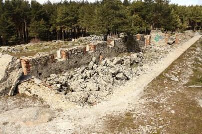 Bunker o refugio de la Guerra Civil Puertto del Leon