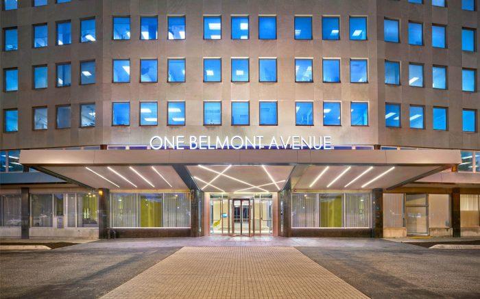 One Belmont Financing Memorandum