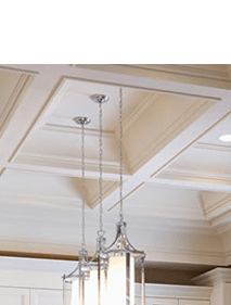 Specialty Coffered Ceilings abd Beams