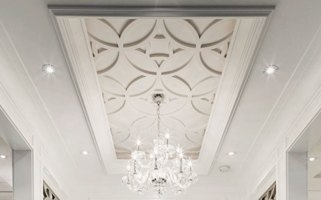 Ceiling Trim by Canamould