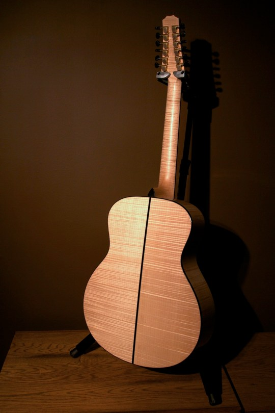 R Taylor Style 1 12-String (back)