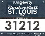20141018-Rock n Roll 5K Bib