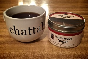 Coffee from Jamaica and sugar from Kentucky