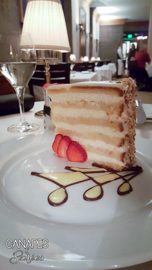 Charleston Peninsula Grill Coconut Cake