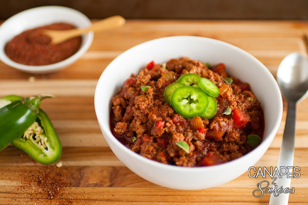 The Best Easy Paleo Chili