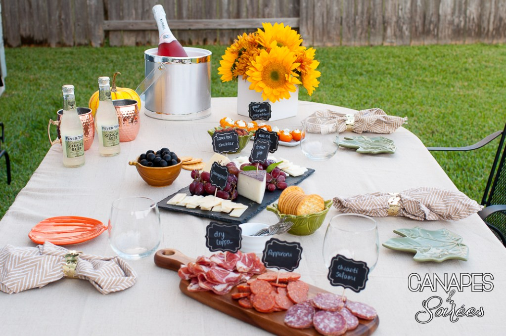 Hosting A Perfect Antipasto Happy Hour