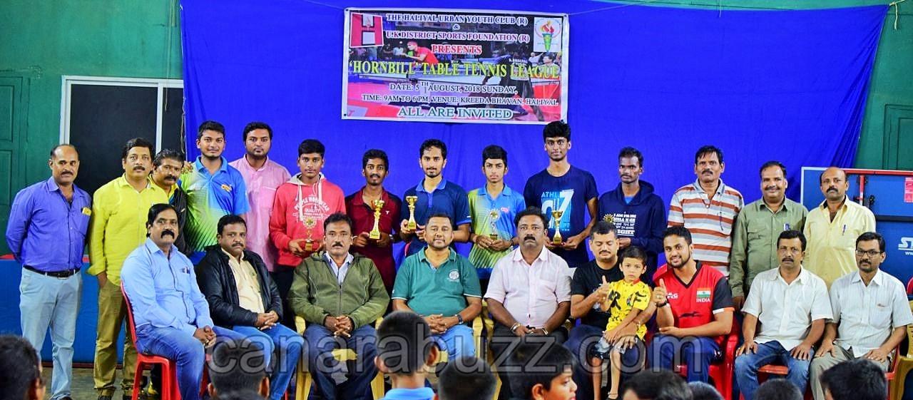 hornbill Table tennis league TT sports