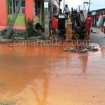 aitel 4g line water pipe damazed