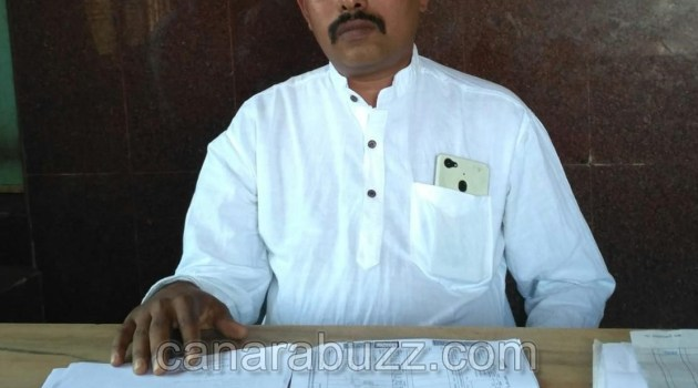 Declaration of Saddle Declaration in the Orphanage Unnecessary harassment continues if suicide - Nagaraja Naika