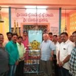 RVD visit Bhagvati temple