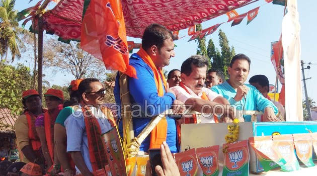 We vote for the BJP through the ballot and answer the militants through the bullet - Ananth Kumar Hegde