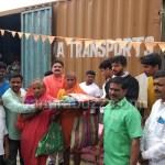 parihara samagri vitarane at Bhagvati