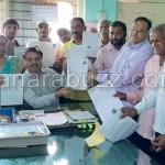 MLC SL Ghotnekar filed nomination for RSS bank