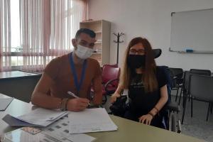 126 estudiantes con necesidades especiales realizan la EBAU en la ULPGC