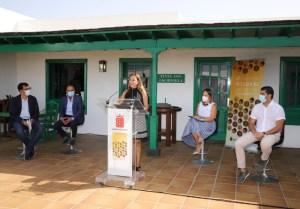 Más de 80 maestros artesanos se exhibirán en la apertura de la 32ª Feria Insular de Artesanía