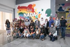 La ULL celebra con los colectivos LGTBIQ+ el Día de la Diversidad en la institución docente