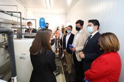 Guía de Isora acoge un proyecto de investigación para obtener agua desalada a bajo coste