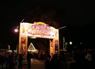 Winter Wonderland en Londres